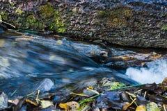 Rio pequeno do ribeiro Imagens de Stock
