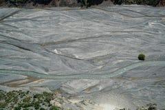 Rio pequeno em Grand Canyon Imagem de Stock