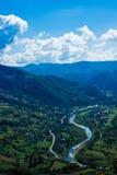 Rio Rika Imagem de Stock Royalty Free