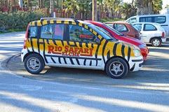 Rio Safari Elche Car Stock Photo