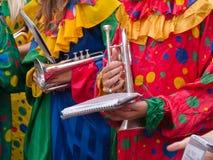 Rio Samba Carnival music Royalty Free Stock Photo