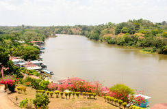 Rio San Juan Image stock
