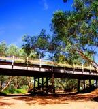 Rio secado NSW do interior fotos de stock royalty free