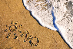 Rio sign Royalty Free Stock Photo