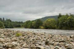 Rio Spey, scotland Foto de Stock