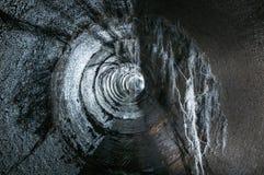 Rio subterrâneo Fotos de Stock