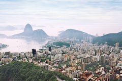 Rio sugar Loaf Stock Images