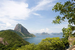 Rio, Sugar Loaf Mountain Stock Photos