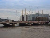 Rio Tamisa em Londres foto de stock