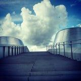 Rio Tinto Alcan Planetarium Arkivbilder