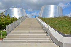 Rio Tinto Alcan Planetarium Fotografering för Bildbyråer