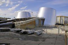Rio Tinto Alcan Planetarium novo fotografia de stock royalty free