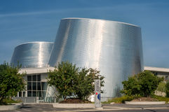 Rio Tinto Alcan Planetarium Stock Photo