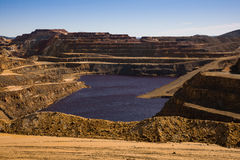 Rio tinto royalty free stock photos