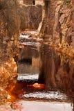 Rio Tinto (Red River) Arkivfoto