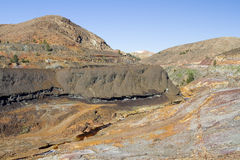 Rio Tinto, Spain Stock Images