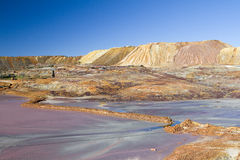 Rio Tinto, Spain Royalty Free Stock Photography
