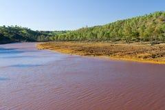 Rio Tinto, Spanien Royaltyfri Bild
