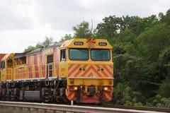 Rio Tinto Train Arkivfoto