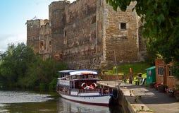 Rio Trent em Newark imagens de stock royalty free