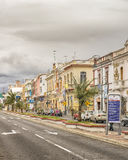 Riobamba Historic Center Urban Scene Royalty Free Stock Image