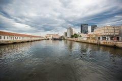 Riode Janeiro - de stad stock fotografie