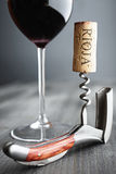 Rioja Cork Stock Photo