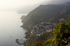 riomaggiore Италии Стоковые Фото