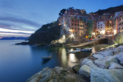 Riomaggiore Royalty Free Stock Images