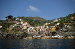 Riomaggiore Stock Photo