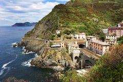 Riomaggiore, Cinque Terra, Italy Royalty Free Stock Photography