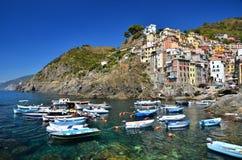 Free Riomaggiore, Cinque Terre Stock Images - 23024284