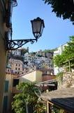 Riomaggiore Cinque Terre стоковое фото
