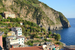 Riomaggiore Cinque Terre Zdjęcie Royalty Free