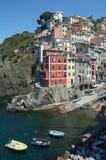 Riomaggiore Cinque Terre 1 Imagen de archivo libre de regalías