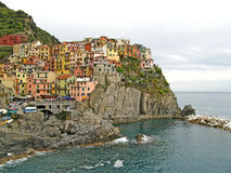 Riomaggiore 09 Royalty Free Stock Photo
