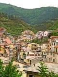 Riomaggiore 10 Stock Images