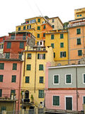 Riomaggiore 15 Royalty Free Stock Photos