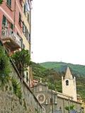 Riomaggiore 24 Stock Photography