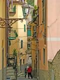 Riomaggiore 17 Stock Image