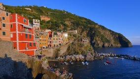 Riomaggiore, Cinque Terre, Italy filme
