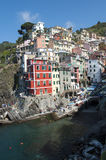 Riomaggiore - Cinque Terre Royalty Free Stock Photography