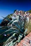 Riomaggiore, Cinque Terre, Italy Stock Photography