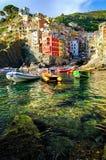 Riomaggiore (Cinque Terre Italy) Royalty Free Stock Image