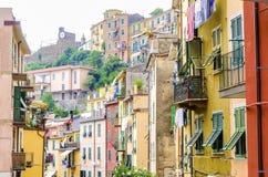 Riomaggiore, Cinque Terre, Italy Royalty Free Stock Photography