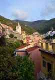 Riomaggiore, Cinque Terre, Liguria, Italie Stock Photography