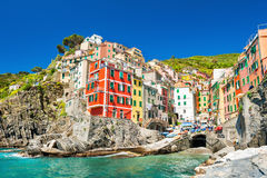 Free Riomaggiore, Cinque Terre National Park, Italy Stock Images - 72043544