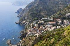 Riomaggiore, Italy Royalty Free Stock Photo