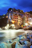 Riomaggiore Italy,Europe Royalty Free Stock Photo