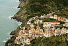 Riomaggiore, Italy Stock Photography